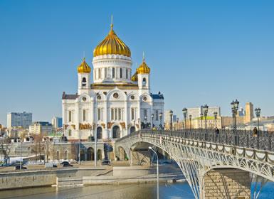 Viajes Rusia 2019: Moscú y San Petersburgo con visitas tren diurno 7