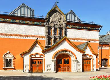 Viajes Rusia 2019-2020: Vacaciones por San Petersburgo y Moscú con visitas tren diurno