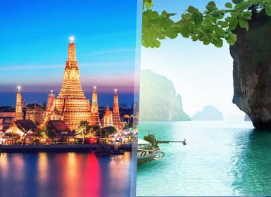 Viajes Tailandia 2019: Viaje Bangkok y Costas de Krabi a tu aire