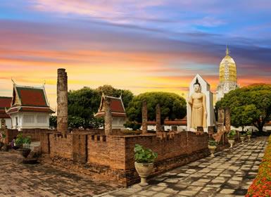 Viajes Tailandia 2019: Tour Tailandia: Ruta Norte y Costas de Krabi organizado