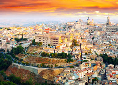 Viajes Castilla La Mancha, Andalucía y Madrid 2018-2019: Andalucía con Toledo y Madrid