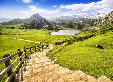 Viajes País Vasco, Castilla La Mancha, Cantabria, Asturias, Castilla León y Madrid 2018-2019: Asturias y Cantabria con Madrid y Toledo