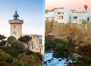 Viajes Marruecos 2018-2019: Tánger y Assilah (Arcila)