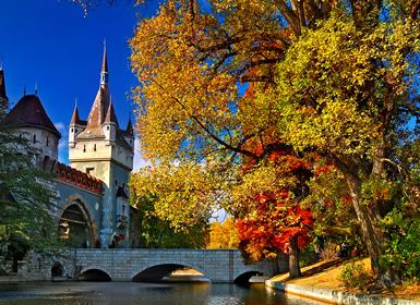 Praga, Viena y Budapest Al Completo A Tu Aire en tren