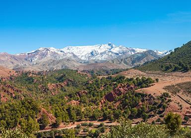 Viajes Marruecos 2019: Ruta en coche: Las Kasbahs y el Gran Atlas