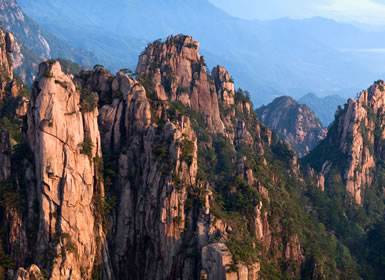 Viajes China 2019: China con Montañas Amarillas