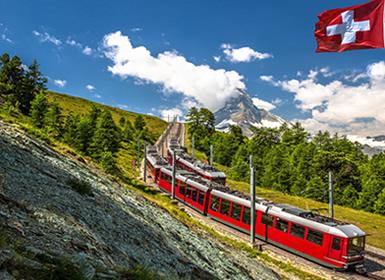 Viajes Suiza 2019: Ginebra, Zúrich, Berna y Lago Leman