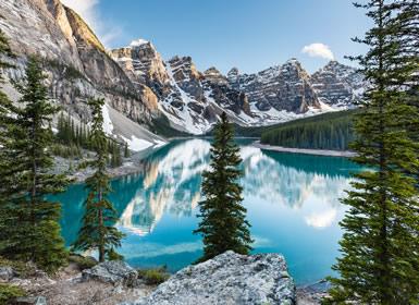 Viajes Canadá 2019-2020: Ruta por los Grandes Parques del Oeste Canadiense