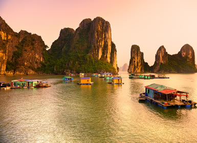 Viajes Vietnam 2018-2019: De Norte a Sur