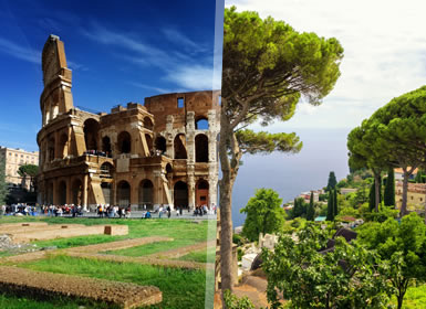 Viajes Italia 2018-2019: Sur de Italia: Roma y Nápoles en tren