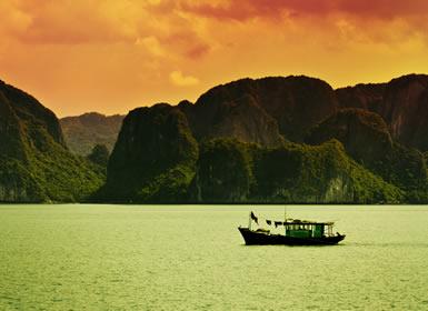 Viajes Vietnam 2018-2019: De Hanoi a Saigón