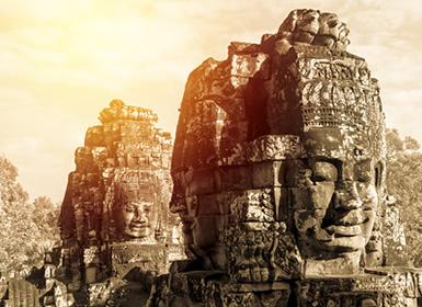 Viajes Camboya 2019: De Phnom Penh a Sihanoukville en bus