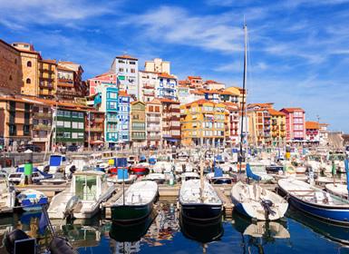 Viajes España, Francia y País Vasco 2018-2019: Circuito clásico País Vasco y País Vasco Francés