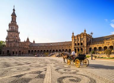 Viajes Andalucía 2019: Granada, Córdoba y Sevilla
