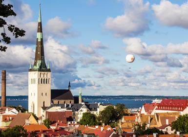 Viajes Norte de Europa, Estonia, Lituania y Letonia 2019: Ruta por las Capitales Bálticas