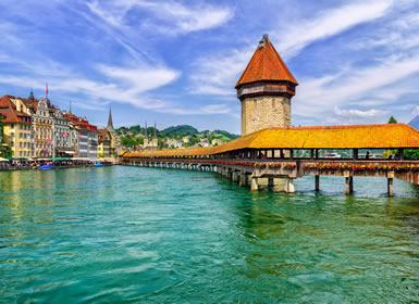 Viajes Suiza 2018-2019: Ruta por el País Helvético y sus Paisajes de Postal