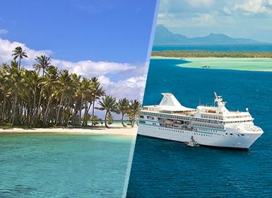 Viajes Bora Bora, Polinesia Francesa y Tahiti 2018-2019: Viaje a la Polinesia: Paul Gauguin: Islas de la Sociedad