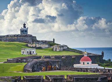 Viajes Puerto Rico 2019-2020: Fly&Drive Puerto Rico: Ruta en coche por el Viejo San Juan y alrededores