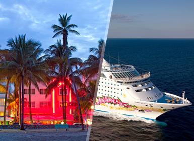 Viajes Costa Este y EEUU 2019: Combinado Nueva York Miami Crucero en Bahamas