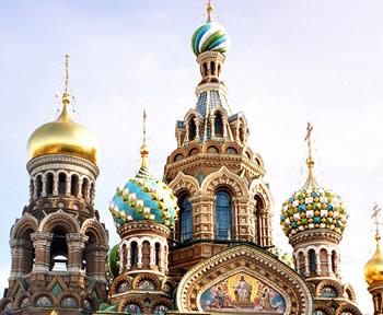 Viajes Rusia 2017: Especial Mundial de fútbol: Moscú y San Petersburgo