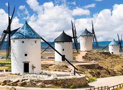 Viajes Castilla La Mancha 2019: Ruta del Quijote Gran Clase Puente del Pilar