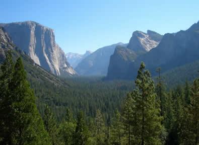 Parque Nacional De Yosemite - Ca