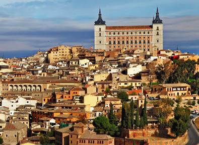 Viajes Castilla La Mancha 2019-2020: Circuito Toledo y Ruta del Quijote Puente Diciembre 3 días