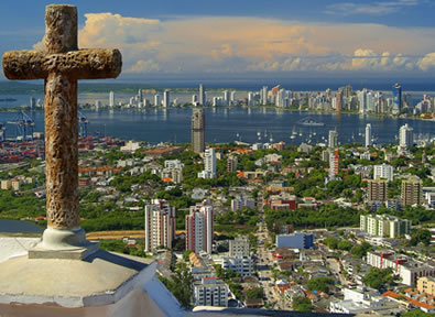 Viajes Colombia 2019-2020: Cartagena de Indias, San Andrés y Providencia