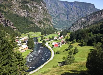 Excursiones Noruega, fiordos y glaciares