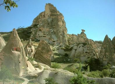 La Capadocia