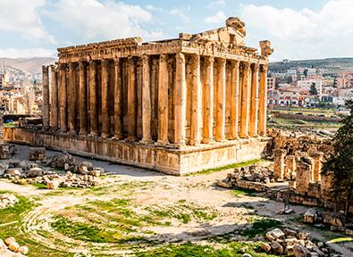 Viajes Líbano 2019-2020: Beirut, Baalbeck, Sidón y Tiro