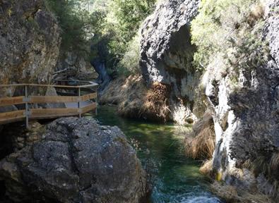 Viajes Andalucía 2019: Cazorla Multiaventura 5 días/4 noches  (Copia)