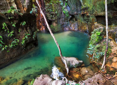 Parque Nacional del Isalo