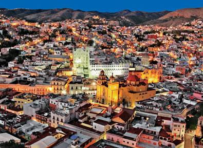 Viajes México 2019: Ciudad de México y capitales coloniales