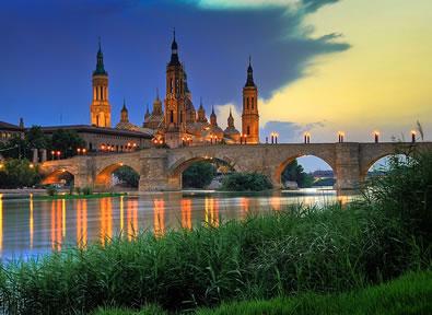 Trenes AVE Madrid - Zaragoza