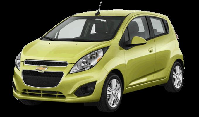 Chollos viajes ultimo minuto a Chevrolet Spark