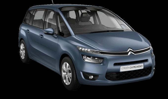 Busco un viaje chollo en Citroën C4 Grand Picasso