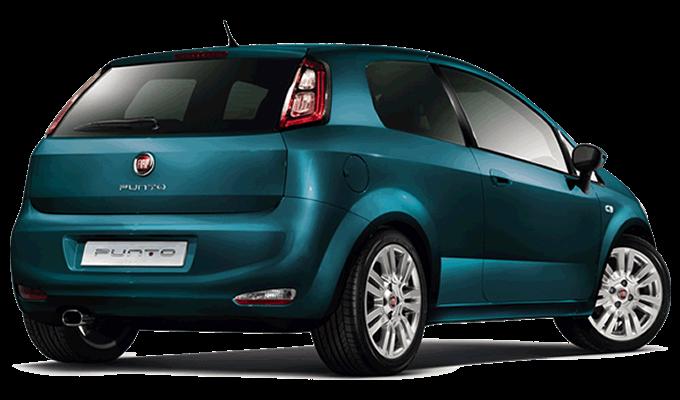 Busco un viaje chollo en Fiat Punto