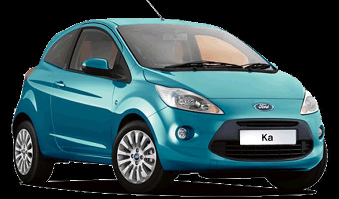 Busco un viaje chollo en Ford Ka