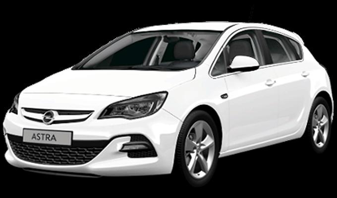 Chollos viajes ultimo minuto a Opel Astra