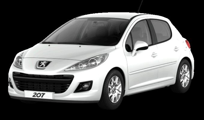 Busco un viaje chollo en Peugeot 207