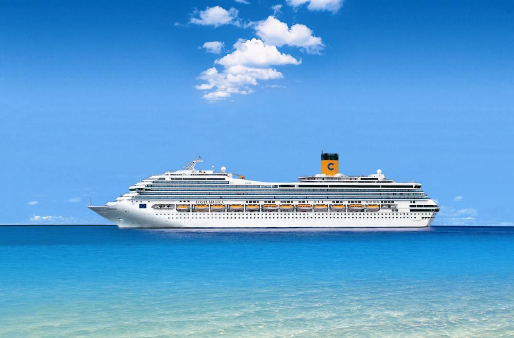 Barco Costa Magica - Costa Cruceros