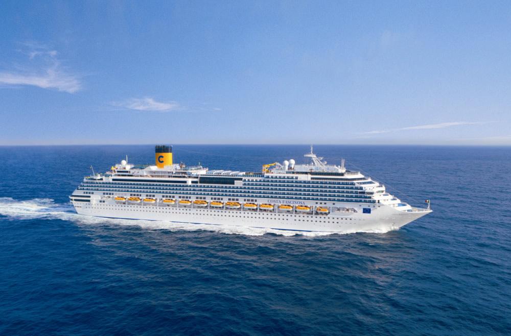 Barco Costa Fascinosa - Costa Cruceros