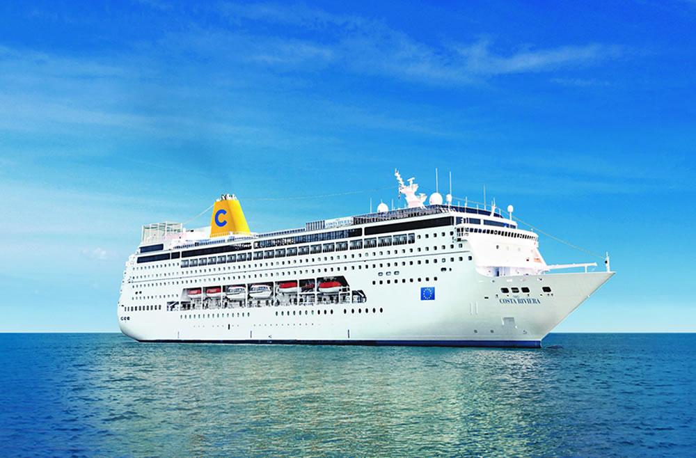 Barco Costa neoRiviera - Costa Cruceros