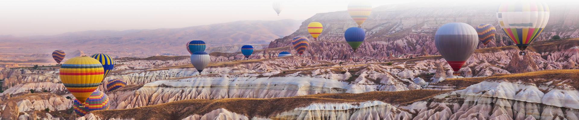 Cappadocia Turkey Maravillas del Mundo en 2019