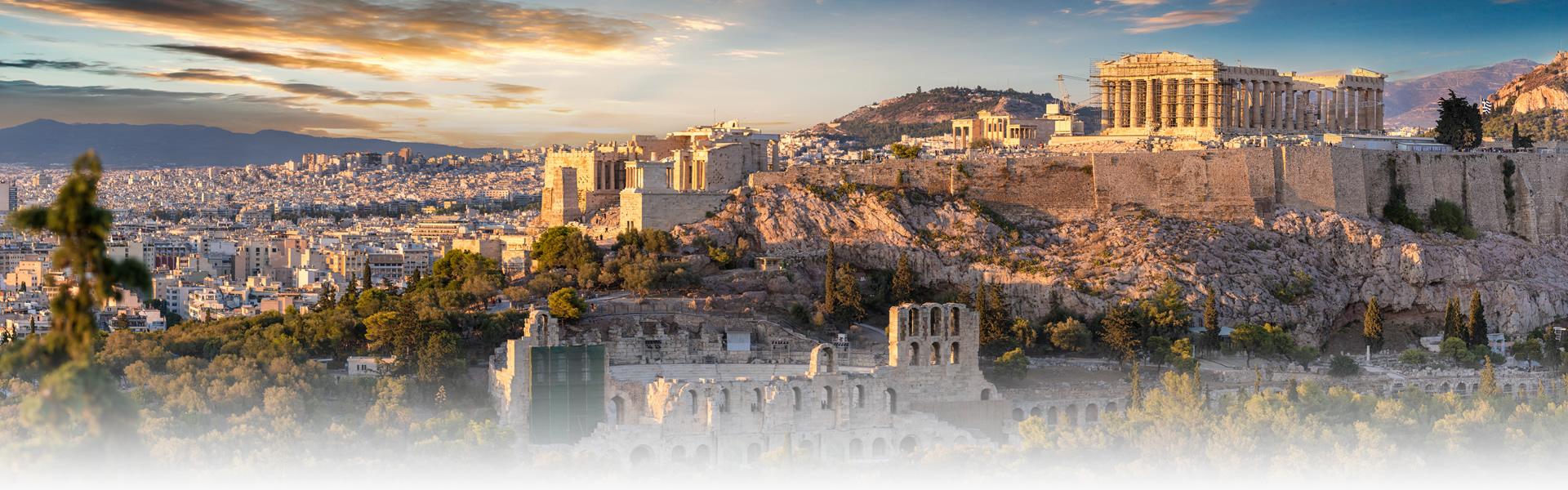 Acropolis Greece Maravillas del Mundo en 2019