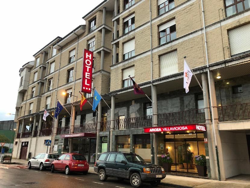Hotel Arcea Villaviciosa 3*