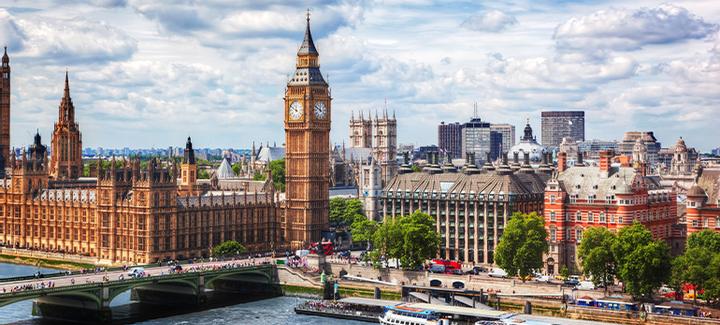 Mejor precio a Londres