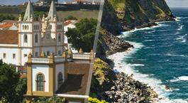 Portugal (Azores): São Miguel y Terceira en avión