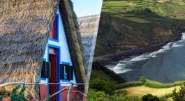 Busca un Viaje Chollo en Madeira y Azores: Madeira y San Miguel en avión